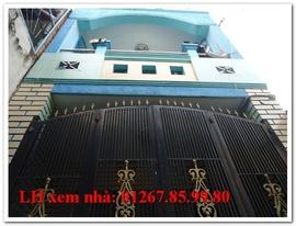 Bán nhà hẻm Trần Văn Quang, P. 10, Q. TB_3,4m x 13m_1,7 tỷ_01267859980