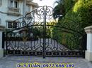 Tp. Hà Nội: Gia công cửa cổng sắt, lan can cầu thang, ban công, hàng rào CL1121334P8