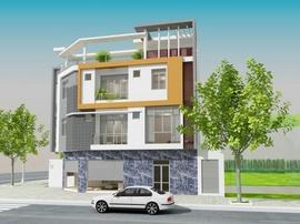 Kiến Phát- chuyên xây nhà đẹp, sang 2,6t/ m2