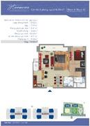 Tp. Hồ Chí Minh: bán căn hộ harmona 72 đến 99m2 chiết khấu cao nhất CL1104077