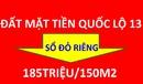 Tp. Hồ Chí Minh: Sàn BĐS Thiên Đức bán 450m2 Lô I42 hướng Nam Mỹ Phước 3 Bình Dương giá gốc CL1109642
