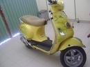 Tp. Hồ Chí Minh: Bán 1 Vespa LX 125VN màu vàng đời 2010 có khóa tụ, BSTP mới 99% CL1109673P10