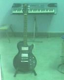 Tp. Đà Nẵng: Bán đàn guitar solo Gibson USA + Đàn thùng hiệu Nikko CL1164935P3