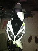 Tp. Hồ Chí Minh: Yamaha Nouvo LX 135 đời cuối 2011 màu trắng, bstp, zin 100%, mới 99%, giá 27,9tr CL1109673P8