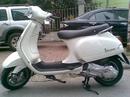 Tp. Hà Nội: Gia đình tôi bán Piaggio LX150 màu trắng, nhập khẩu Ý đời euro3 biển 30F7 CL1109673P8
