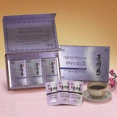 Nhân sâm Hongjicheon, hồng sâm Hongjicheon (Hàn Quốc)