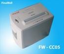 Đồng Nai: máy hủy giấy Finawell FW-CC05. máy hủy êm CL1110176