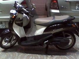 Bán xe Mio Classico 2010 màu nâu.
