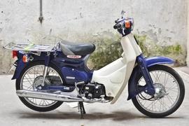 Bán Honda Super cub 50 PMG-FI (phun xăng điện tử) Date 2008 Made in japan