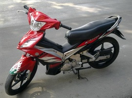 Bán Exciter RC màu đỏ đen biển 29X7 đăng kí cuối năm 2007 giá 23 triệu
