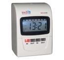 Đồng Nai: máy chấm công thẻ giấy wise eye 61D. bấm thẻ nhanh nhất CL1107598