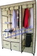 Tp. Hà Nội: Tủ vải quần áo Thanh Long: Bền - chắc - đẹp- Giá cực rẻ (giá rẻ nhất thị trường) CL1139740