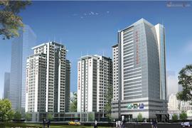 Bán chung cư Thăng Long Garden- 250 Minh Khai, giá bán=18. 5 triệu#m2