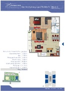 Tp. Hồ Chí Minh: bán căn hộ harmona 76m2 chiết khấu đảm bảo cao nhất CL1108097