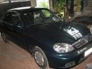 Tp. Hồ Chí Minh: Cần bán xe Daewoo Lanos SX, đời 2005, màu xanh vỏ dưa. Xe gia đình sử dụng CL1109571P10