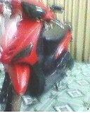Cần bán 1 chiếc Mio 2006 BSTP màu đỏ nhám tại tphcm