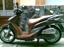 Tp. Hà Nội: Xe Shark SYM màu cafe biển 30k9 dán nylon cả xe từ mới, CL1108956