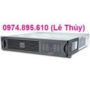Tp. Hà Nội: Lưu điện APC Smart-ups 1000va Usb & Serial RM 2U 230V SUA1000RMI2U CAT17_133_377