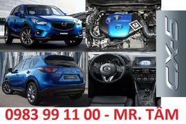 Mazda CX5 Sky Activ hoàn toàn mới, hãy đến xem xe và cảm nhận