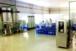 Dây chuyền sản xuất nước uống tinh khiết đóng chai, đóng bình