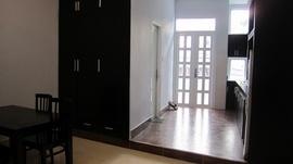Cho thuê căn hộ ngắn hạn, Q3, 1 phòng ngủ, nội thất mới, đẹp