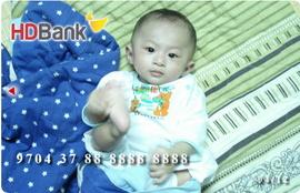 Thẻ thanh toán ATM có in hình của bạn - Tại sao không !?