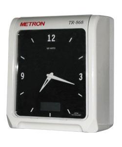 Máy chấm công thẻ giấy METRON TR-868
