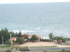 Khách sạn Cà Ná