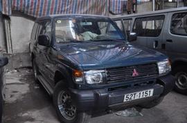 Bán xe Mitsubishi Pajero 2001, 2 cầu, máy 2. 4, xe đẹp, giá 285 triệu
