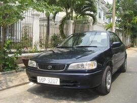 Toyota Corolla 1. 6 GLi 1997 Nhập khẩu