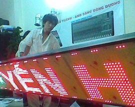 Lớp nghiệp vụ thiết kế bảng chữ điện tử Led Matrix, Đông Dương, 0908455425