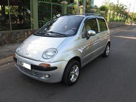 Đổi xe, cần bán chiếc Matiz đời 99 màu bạc, xe còn rất đẹp. Nhà xài kỹ