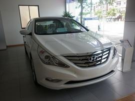 Hyundai Ngọc An, Hyundai Sonata 2012, Sonata Full Ouption 2. 0AT, Sonata 2012