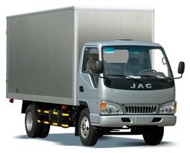 mua bán xe tải jac , đại lý cấp 1 xe tải jac , bán trả góp tại TPHCM