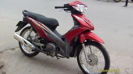 bán xe Honda Wave S 110cc, 2010, màu đỏ ,bstp, mới 99,9%