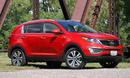 Tp. Hà Nội: Kia Sportage màu đỏ, nhập khẩu nguyên chiếc, đời 2011. Hộp số tự động 6 cấp CL1110110
