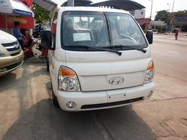 Xe Tải 1 Tấn, Hyundai Porter H100, Gía Xe H100 Nhập Khẩu, Tặng Thùng+Trước Bạ