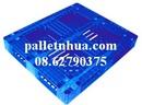 Tp. Hồ Chí Minh: Pallet nhựa một mặt đã qua sử dụng màu xám CL1110854