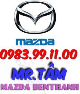 Showroom 3S Mazda BếnThành, bán và bảo hành xe Mazda chính hãng