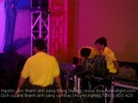 Cho thuê âm thanh sân khấu tổ chức văn nghệ, 0908455425, hcm