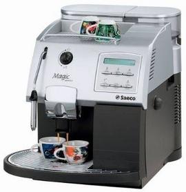 Cung cấp máy pha cafe Espresso, Cappuccino cho Văn phòng