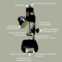 Máy Kiểm Tra Độ Ổn Định Cơ Học