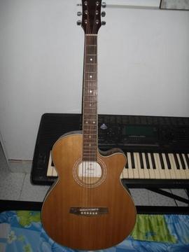 Bán Đàn Guitar Kapok LO-18C Còn mới 90%