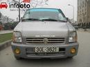 Tp. Hà Nội: Cần bán gấp suzuki Wagon R 2004 màu bạc CL1110787