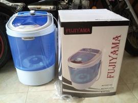 Bán máy giặt fujiyama, bảo hành 12 tháng, giá 350n