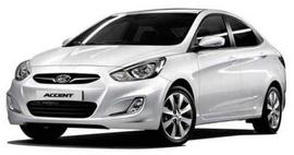Hyundai Accent 2012 full option