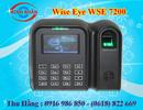 Đồng Nai: máy chấm công vân tay wise eye 7200. giá rẻ+công nghệ hiện đại CL1110568