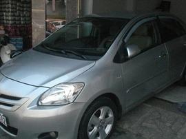 Bán xe ôtô Vios bạc đời 2008