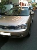 Tp. Đà Nẵng: Bán xe Ford Laser GHia 1. 8, màu ghi vàng. Đời xe 2005, mua mới 2007 CL1110661