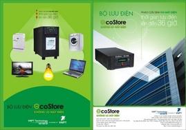 Tìm đại lý phân phối bộ lưu điện ECOSTORE của VNPT - Technology